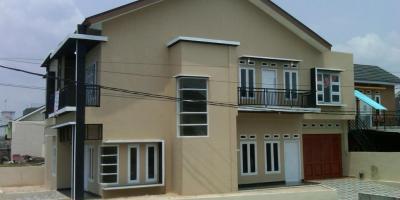 for sale rumah baru di jasmione city garden, tampan pekanbaru kota