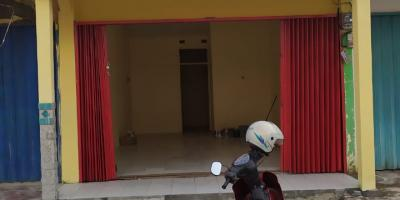 TOKO 1 lantai perumnas bumi teluk jambe Galuh Mas  karawang barat