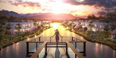 Anapuri Podomoro Park fasilitas lengkap