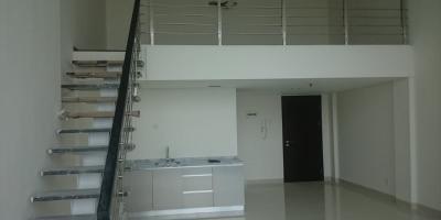 jual apartemen 2 lantai di alam sutera BSD