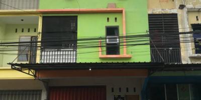 Dijual Ruko 3 lantai 100/55m², strategis Jl  Saxsophone Malang.
