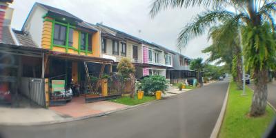 Rumah Lingkungan Nyaman SALE BU