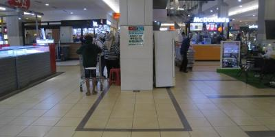 Sewa Stand BG Junction Surabaya - Strategis, Depan Transmart Carrefour