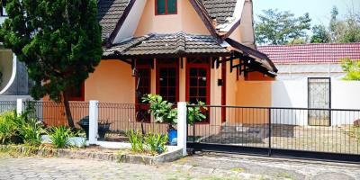 Dijual Rumah Murah Griya Perwita Wisata Jalan Kaliurang Sleman Yogyakarta