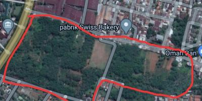 Dijual Tanah Murah & Strategis !! Di Jl. Perintis Kemerdekaan Semarang.