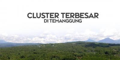 Perumahan subsidi Desa Nguwet, Kranggan, Temanggung