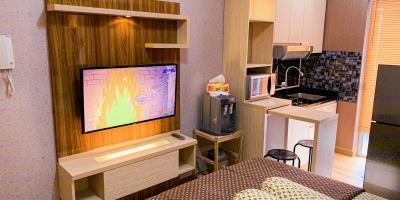 Apartment For Rent Bassura City Studio Fully Furnished East Jakarta