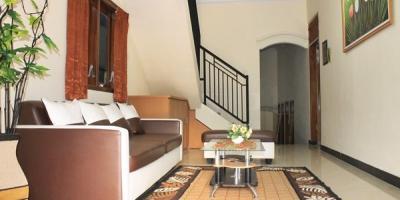 Villa Kota Batu Malang Dekat BNS