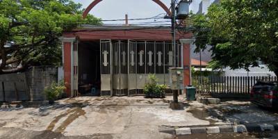 DISEWAKAN Bangunan Kantor di daerah Kenjeran, di tengah kota Surabaya.
