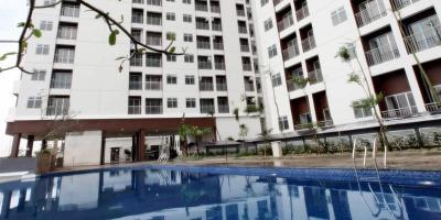 Serpong Green View apartment, BSD City