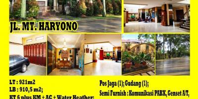 Rumah MT. Haryono, Pontianak, Kalimantan Barat