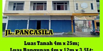 Ruko Pancasila, Pontianak, Kalimantan Barat