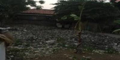for sale tanah di asyim ashari tangerang 10x20m2