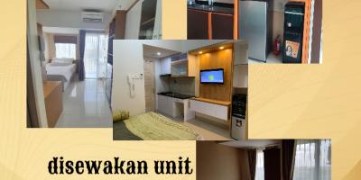 Disewakan unit apartment Taman melati jogjakarta