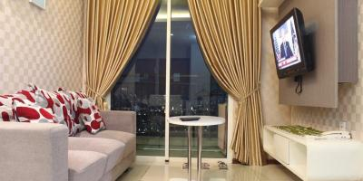 Best Price! Thamrin Residence 2 Bedroom Fully Furnished