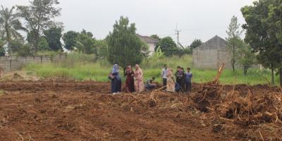 Tanah Kavling Luas Strategis Dekat Kampus IPB Bisa Bangun Kos Kosan