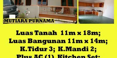 Rumah Mutiara Purnama, Pontianak, Kalimantan Barat