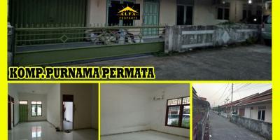 Rumah Purnama Permata, Pontianak, Kalimantan Barat