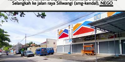 Ruko Kalibanteng Dijual Dekat Jalan Raya Siliwangi Semarang - Kendal