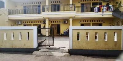 Dijual Cepat Rumah Kontrakan 10 Pintu Strategis Dekat Taman Mini Cipayung Jakarta Timur