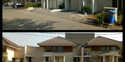 Dijual rumah Citra harmoni stamford luas tanah 108 m2