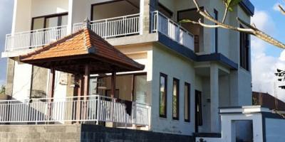 Bu mendesak, villa dijual cepat Di Gianyar Bali surat SHM+IMB