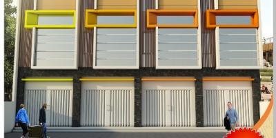 Ruko 3 Lantai Desain Minimalis Termurah Strategis Pusat Kota Surabaya