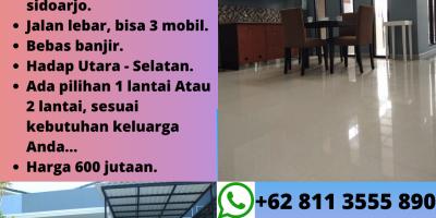 KREDIT PERUMAHAN MURAH..!!, Kwangsan Indah Regency Kredit Perumahan Murah Lantai 2  New Desain Shappire, WA 0895 - 1533 - 6111