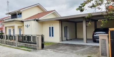 Rumah Dijual Murah Tanah Luas Lokasi Strategis Dekat Kota Bukittinggi