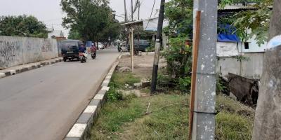 Dijual Lahan Cocok Untuk Perumahan Di Jakarta Barat Lokasi Strategis 7Jt/Meter